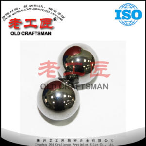 Cemented Carbide Balls and Seats for Valves pictures & photos