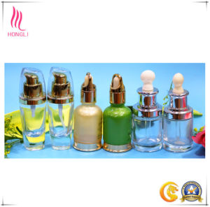 Glass Serum Jar with Glass Pipette pictures & photos