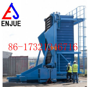 20FT 40FT Electric Hydraulic Container Tilter for Loading and Unloading pictures & photos