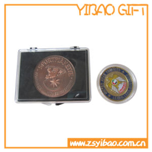 Collection Plastic Gift Box for Packing Coin Medal pictures & photos