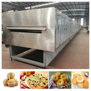 Gas/Electric Tunnel Baking Oven pictures & photos