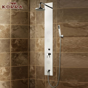Stainless Steel Panel in Mirror Finish Shower Column (K2609) pictures & photos