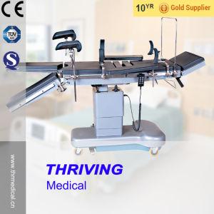 C-Arm Compatible Ot Bed (THR-OT-99D) pictures & photos