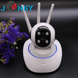 Cheap Price Wireless Indoor Dome CCTV IP Cameras pictures & photos