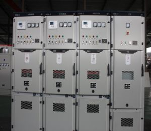 Kyn28 Gas Insulated Switchgear (GIS) Electrical High Voltage Switchgear pictures & photos