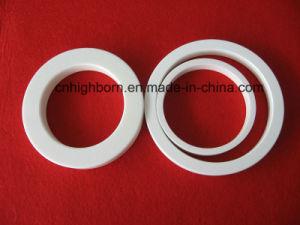 High Quality Alumina Ceramic Gasket pictures & photos
