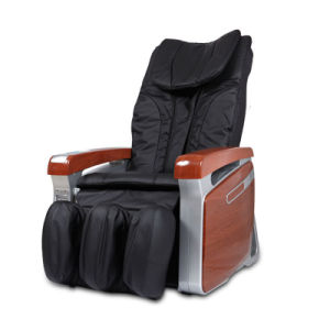 Full Body Electric Coin Operated Massage Chair for Commercial Use with Coin Slot pictures & photos