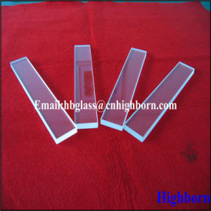 Hot Sell Big Diameter Quartz Glass Wafer pictures & photos
