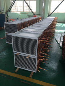 Copper Tube Air Conditioining System Fin Coil pictures & photos