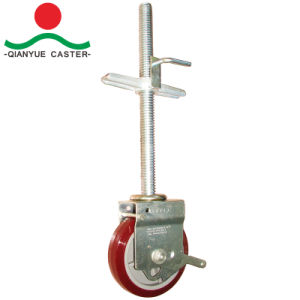 Heavy Duty Adjustable Scaffolding Caster pictures & photos