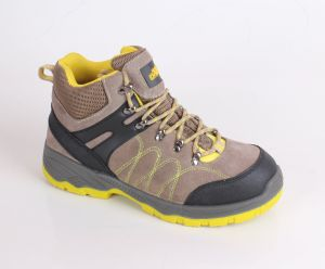 Industrial Steel Toe Protective Safety Shoes (SN5637) pictures & photos
