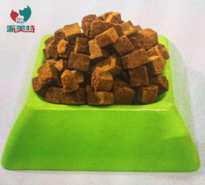 Organic and Health Natural Dried Freeze Fd Chicken Liver Pet Food pictures & photos