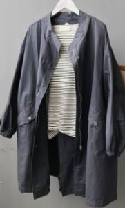Casual Clothes Dust Coat for Women for Lady, Wind Coat pictures & photos