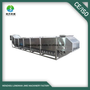 Chain Continous Steam Blanching Vegetable and Fruit Blancher with High Quality pictures & photos
