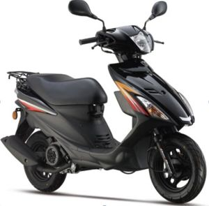 110cc Gy6 or YAMAHA Engine Mini Gas Scooter Motorcycle (SL110-AA) pictures & photos