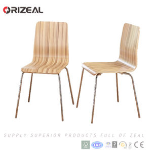 Cheap Stackable Straight Back Bistro Bentwood Chair (OZ-1079) pictures & photos