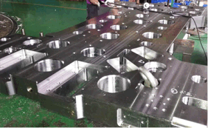 Custom S50c Injection Moulding Base on Drawings pictures & photos