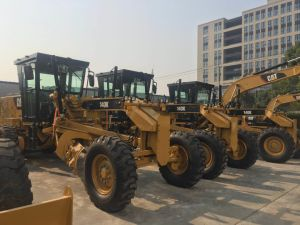 100% New Original Caterpillar 140K Road Motor Grader with Ripper 3 Units Stock pictures & photos