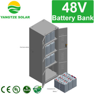 Euro Solar Battery 2V 3000ah Banks pictures & photos