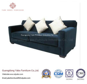 Salable Hotel Furniture with Living Room Three Seaters Sofa (YB-S-808) pictures & photos