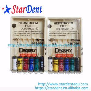 Dentsply Maillefer H File-Hedstroem Dental Product pictures & photos