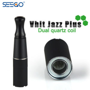 Seego Wax Atomizer Skillet Vaporizer Ecig with Dual Quartz Coil and DAB Tool pictures & photos