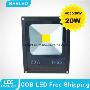20W Green Waterproof Lamp Outdoor LED Flood Light