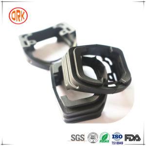Black Custom NBR EPDM Rubber Parts for Machine pictures & photos