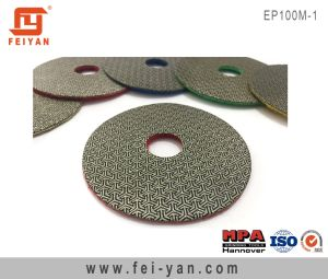 Diamond Metal Pad for Marble Floor pictures & photos