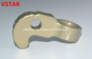 High Precision Plating Steel Part by CNC Machining for Machinery pictures & photos