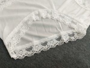 Underpants, Underwear, Lace, Silk, White, Good Quality pictures & photos