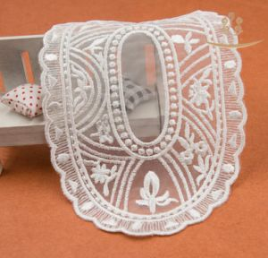 100% Polyesther Square Crocheted Embroidery Lace pictures & photos