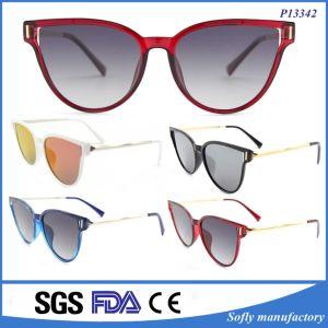Custom Logo Brand Ladies Designer Inspired Sunglasses pictures & photos