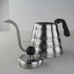 Stainless Steel Long Spout Pour Over Coffee Kettle pictures & photos