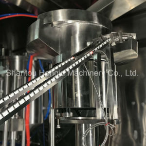 Drinkable Mineral Water Filling and Capping Machine for Doy Style Pouch pictures & photos