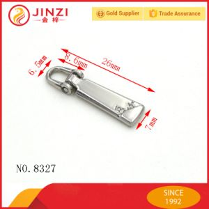 High Grade Customized Metal Zipper Sliders for Bags and Luggages pictures & photos