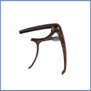 New Arrival New Style High Quality Zinc Guitar Capo pictures & photos