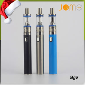 Hot Vap in Poland/Euro/USA----Jomo Bgo Amazing Newest Produst Mod E CIGS Vapor Kits, 2200 Battery with Replacement Atomizer, Vapor pictures & photos