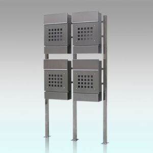 Gh-3328s12u4 Stainless Steel Standing Mailbox pictures & photos