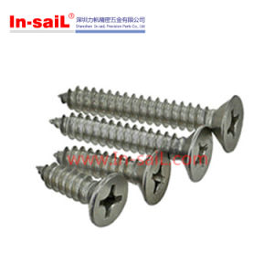 DIN7982 Csk Head Self Tapping Screw pictures & photos