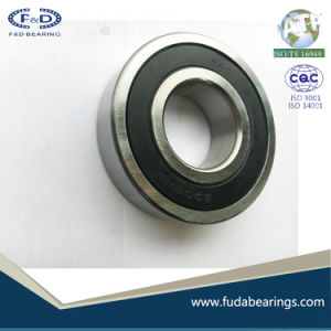 F&D Deep groove ball bearing 6308-C3 2RS for auto parts pictures & photos