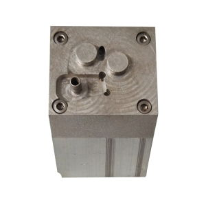 Precision CNC Machining Aluminum Valve Parts