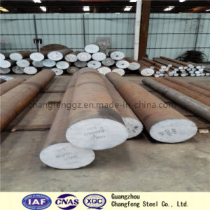H13/1.2344 Hot Rolled Plastic Mould Steel Round Steel Bar pictures & photos