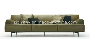 European Style Modern Living Room Sofa Furniture (D-79) pictures & photos