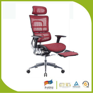 Comfortable Armchair with Footrest pictures & photos