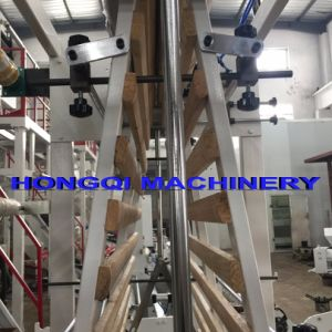 Three Layers Coextrusion Film Blowing Machine pictures & photos