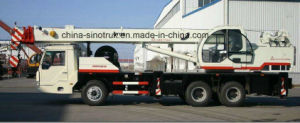 Top Quality Construction Equipment Mobile Truck Crane Qy8f of 8 Tons pictures & photos