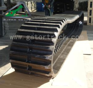 At800 Alltrack 600*100*80 Dumper Track Rubber Track pictures & photos