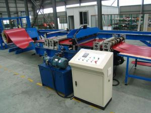 Factory Price Ce ISO Certification Cold Steel Coils Slitting Machine pictures & photos