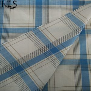 100% Cotton Poplin Woven Yarn Dyed Fabric for Shirts/Dress Rlsc60-4sb pictures & photos